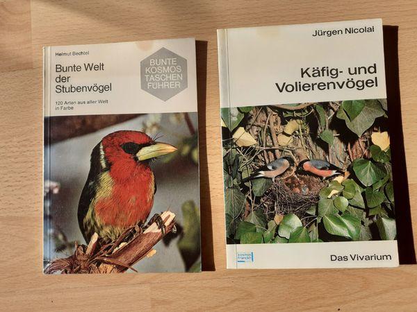 Prachtfinken Kanarien etc Vogel Bibliothek
