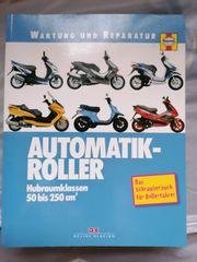 Reparaturbuch 50-250ccm Roller