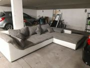 Sofa couch wohnlandschaft big sofa