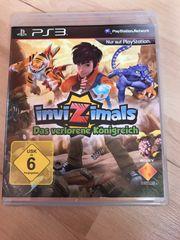 PS3 invizimals - das verlorene Königreich