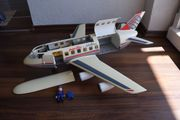 PLAYMOBIL - großes Verkehrsflugzeug 4310-A