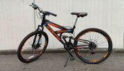 Licorne Mountainbike 26 21-Gang Vollfederung