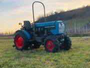 Eicher 3724 Allrad Traktor mit