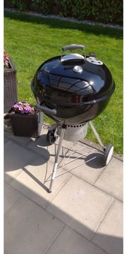 WEBER One Touch Premium Grill