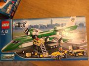Lego City 7734 Flugzeug