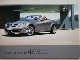 SLK Prospekt R170 R171 u: Kleinanzeigen aus Rostock - Rubrik Mercedes-Teile