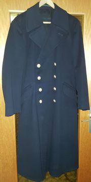 Original Marinemantel Uniformmantel Bundesmarine J