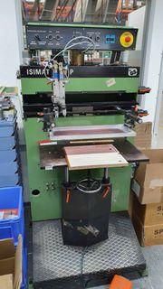 Siebdruckmaschine Isimat 1000 P
