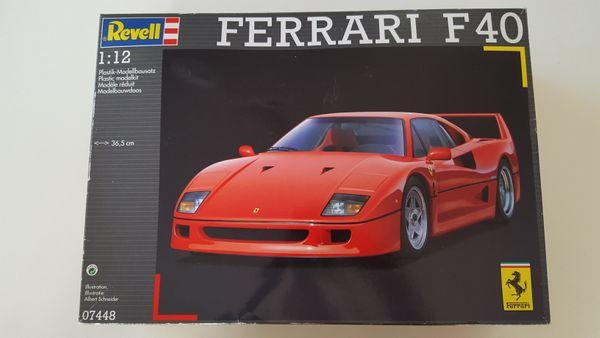 Modellbausatz Ferrari F 40
