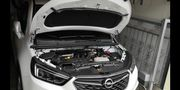 Opel Mokka Haubendämpfer Haubenlift Motorhaube