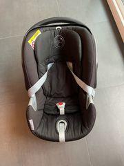 Babyschale Cybex ATON Q schwarz