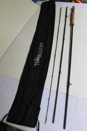 Fliegenrute Carbon USA Walton 3