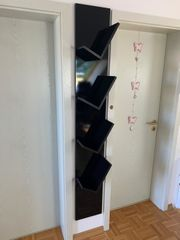 Ikea Nordby 11988 Bücherreegal schwarz