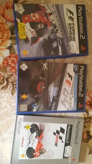 Diverse Spiele Playstation 2