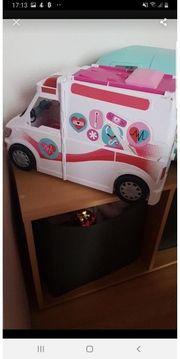 Barbie Krankenwagen