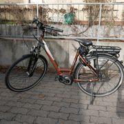 E-Bike Triumph Tiefeinsteiger