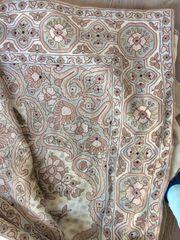 Stickteppich aus Tibet