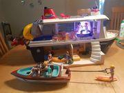 Playmobil Schiff plus Disco u