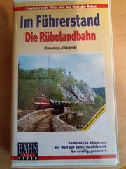 Führerstandsmitfahrt Rübelandbahn