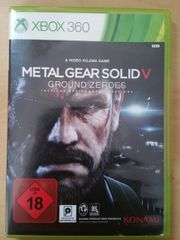 Metal Gear Solid 5 Ground