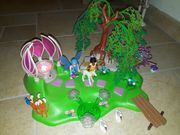 Playmobil Fairies Feeninsel