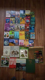 38 Bücher und 1 Zeitschrift