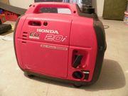 Honda EU20i Gernerator Stromerzeuger