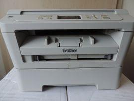 Laserdrucker Brother DCP-7055 Drucker Farbscanner: Kleinanzeigen aus Lutherstadt Wittenberg - Rubrik Laserdrucker