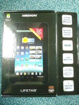Notebooks, Laptops - Tablet Medion 7 Zoll 8