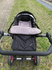 Gesslein Kinderwagen M4 mit Maxi