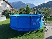 Pool Bestway Steel Pro Max