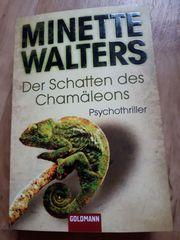 Verkaufe ein Psychothriller von Minette