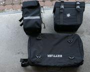 Kettler Fahrrad-Gepäcktaschen