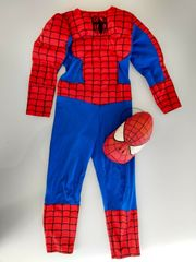 Spiderman Spider Man Kostüm Fasching