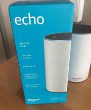Alexa Echo 2 Generation mit