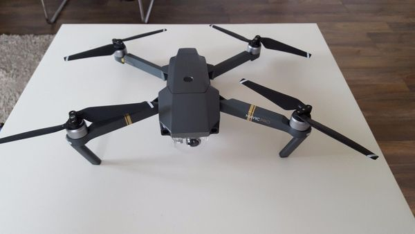 DJI Mavic Pro Drohne Fly