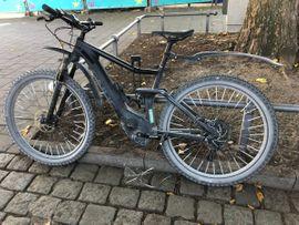 eBIKE Cube Stereo 120 Hybrid: Kleinanzeigen aus Oberasbach - Rubrik Mountain-Bikes, BMX-Räder, Rennräder