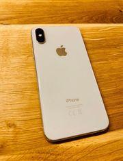 iPhone XS 64GB Silber