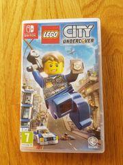 Nintendo Switch Lego city Spiel