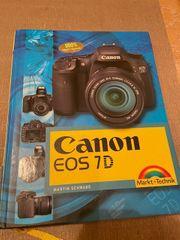 Kamerahandbuch Canon EOS 7D