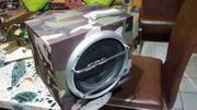 Bass-Lautsprecher-Box