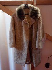 Damen-Pelz-Mantel Größe m82 entspricht Größe