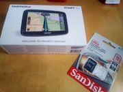Navigationssystem TomTom START 52 - NEU