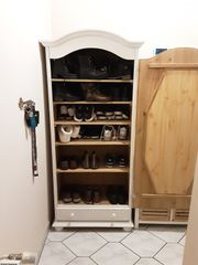 Schuhschrank Kiefer Haushalt Möbel Gebraucht Und Neu