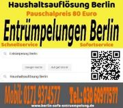 Pauschal günstig Haushaltsauflösungen Berlin