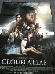 Tykwer Plakat Cloud Atlas aus