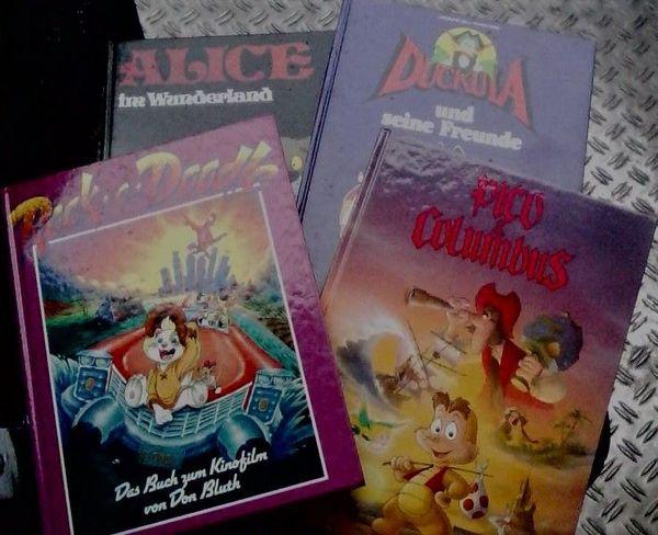 Alice im Wunderland Duckula Rock