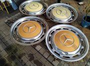 Radkappen für Oldtimerfahrzeuge Mercedes Benz