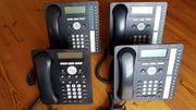 Avaya 1416 und 1608 Telefone