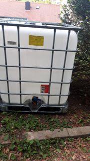 IBC Container - Regenwasser Tank 1000